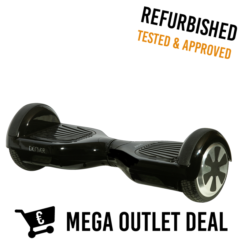 Hoverboard DBO6500 Zwart Outlet Deal