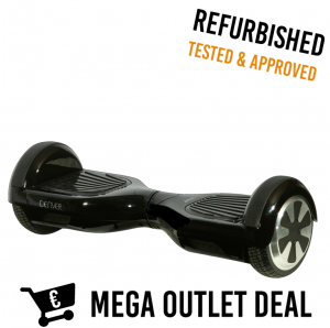 Hoverboard DBO6550 Zwart Outlet Deal