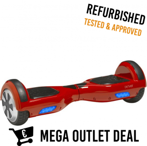 Hoverboard DBO6500 Rood Outlet Deal