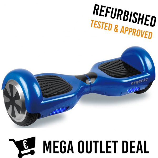 Hoverboard HB4400BU Blauw Outlet Deal