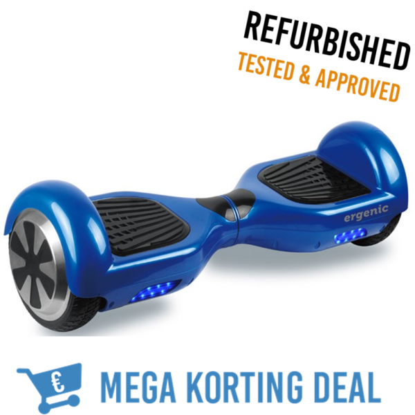 ERGENIC HB4400 HOVERBOARD BLAUW