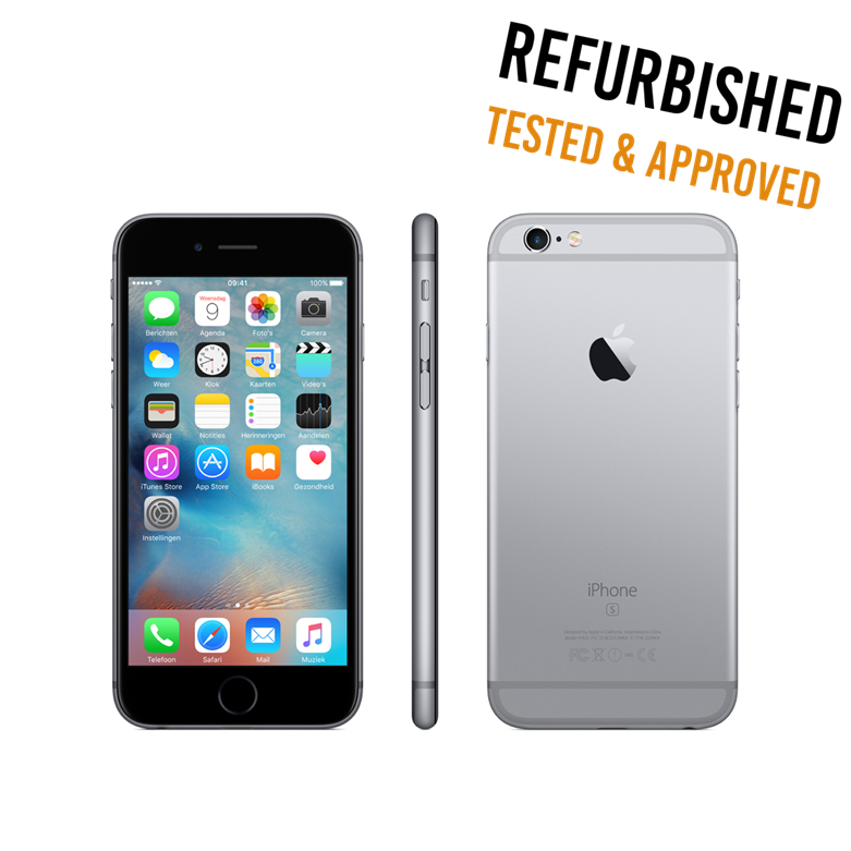 Refurbished iPhone 6s 64GB Space Gray