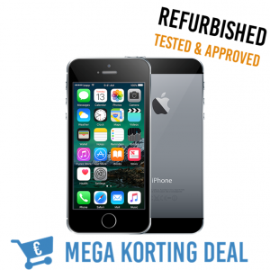 MEGA KORTING DEAL iPhone 5s Space Gray