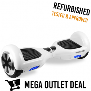 Hoverboard HB4400WH Wit Outlet Deal