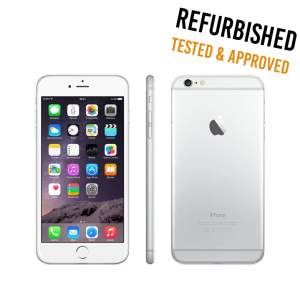 Refurbished iPhone 6 plus 128GB Silver