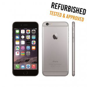 Refurbished iPhone 6 plus 128GB Space Gray