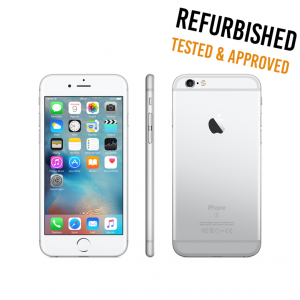 Refurbished iPhone 6s Plus 128GB Silver