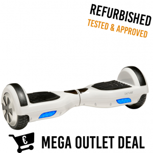 Hoverboard DBO6501 Wit Outlet Deal