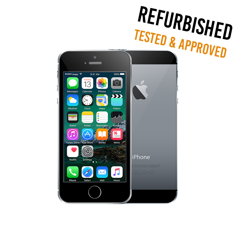 Refurbished iPhone 5s 16Gb Space Gray