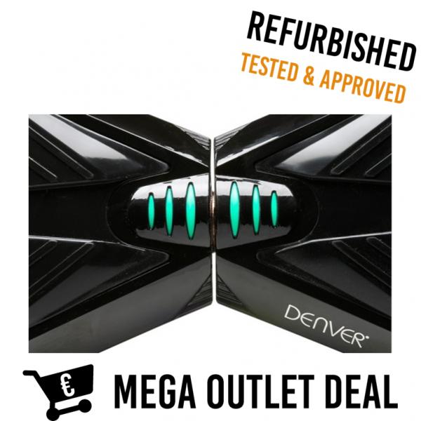 Denver DBO8050 Zwart Outlet Deal