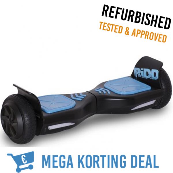 RiDD 6.5 Inch Urban Hoverboard Blue MEGA KORTING DEAL