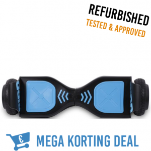 RiDD 6.5 Inch Urban Hoverboard Blue MEGA KORTING DEAL