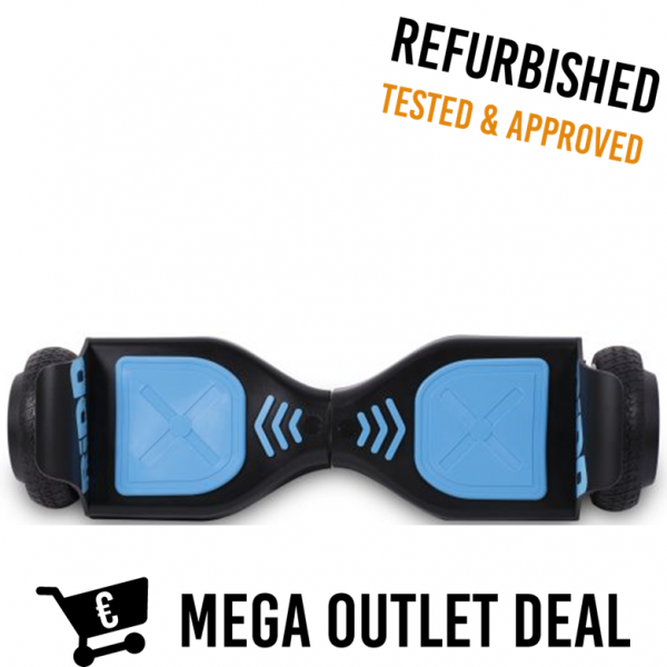 RiDD 6.5 Inch Urban Hoverboard Blue OUTLET DEAL