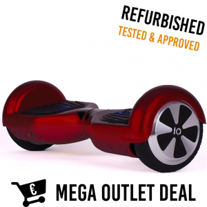 IO HAWK HOVERBOARD ROOD OUTLET DEAL