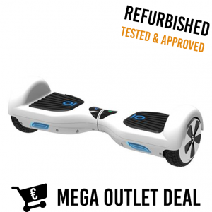 IO HAWK HOVERBOARD WIT OUTLET DEAL