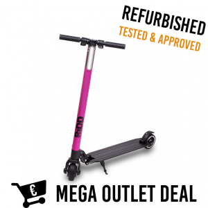 RiDD E-STEP Hot Pink OUTLET DEAL