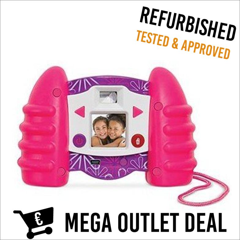 Digitale Kindercamera Roze Outlet
