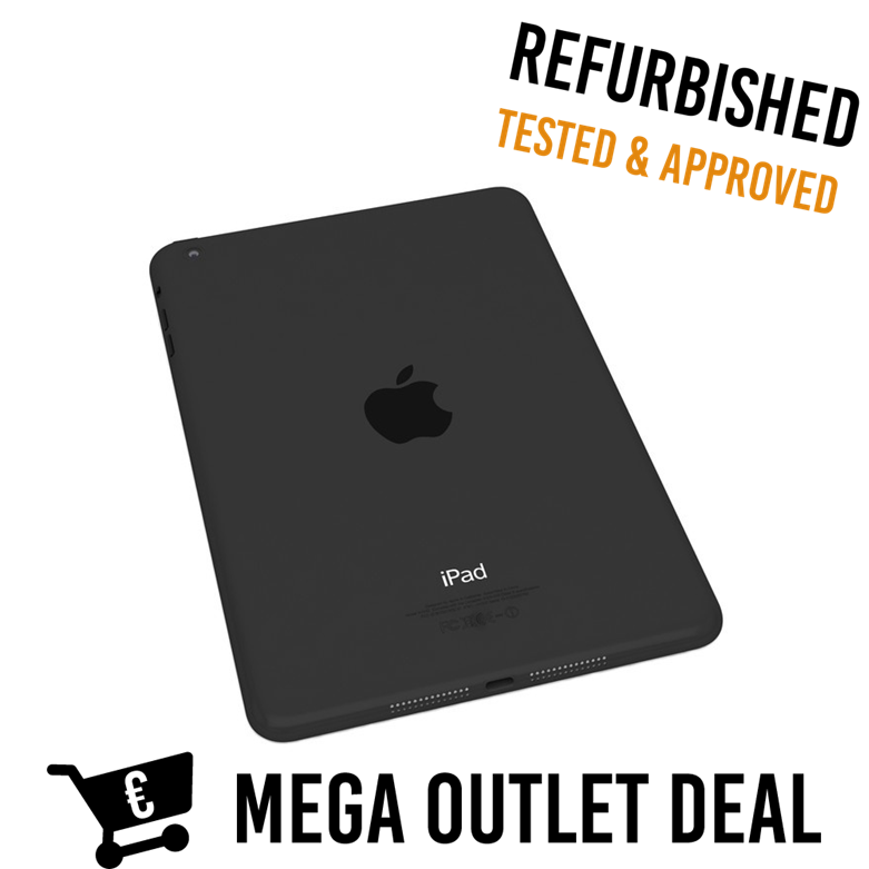 iPad Mini 16Gb Zwart Outlet Deal