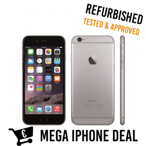 iPhone 6 Space Gray Mega iPhone Deal